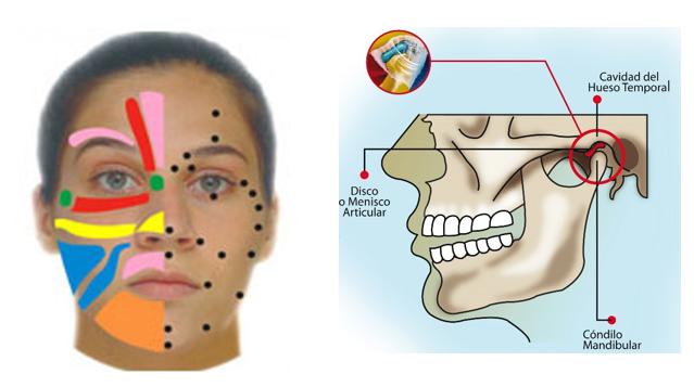 Una técnica no invasiva, para relajar la mandíbula